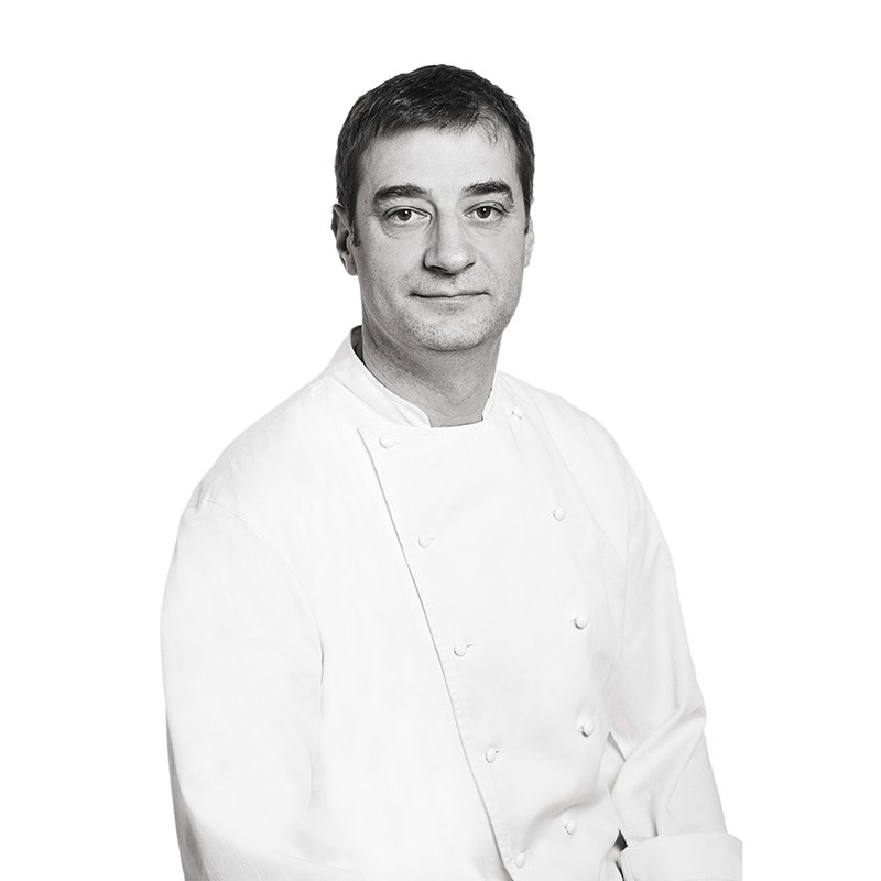 Tim Hughes - Chef Director of Caprice Holdings