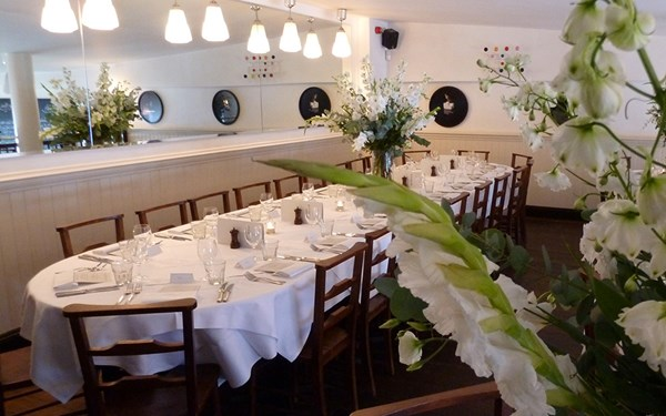 Group Dining in Greenwich, Rivington Greenwich