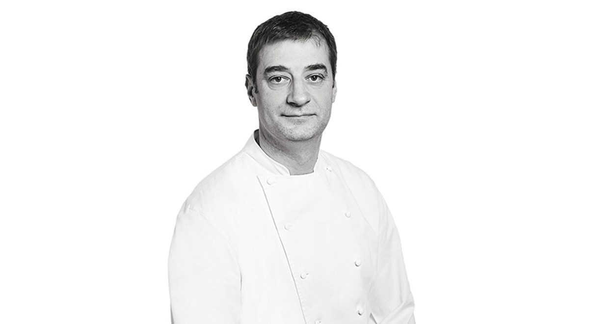Tim Hughes, Chef Director of Caprice Holdings
