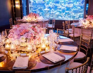Organise your private event in one of the most beautiful private dining room